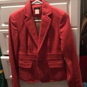 J Crew Robert Noble Wool Blazer 0